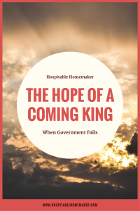The Hope of a Coming King