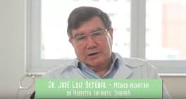 Dr. José Luiz Setúbal conta como deixar o bebê mais seguro na hora de dormir