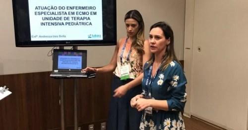 ECMO Team mostra a experiência do Sabará em Congresso Mundial