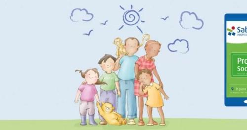 Novo aplicativo facilita a chegada da família ao Pronto-Socorro