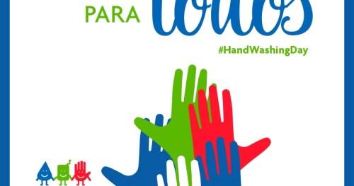 Sabará realiza campanha pela lavagem das mãos