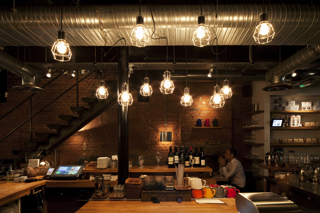 Paul Nulty Lighting Design Specified For Creative