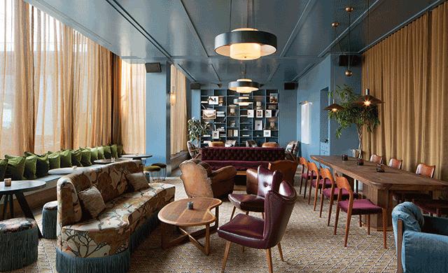 Dumbo House Hospitality Design