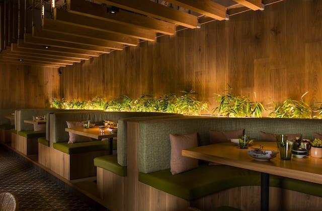Alejandro Barrios Carreros Designs The Sushi Garage