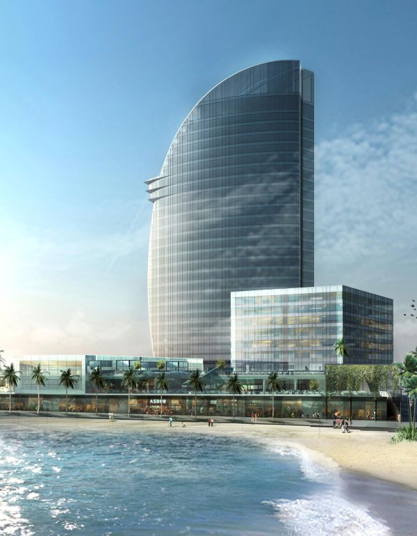 W Hotels to Unveil the New W Barcelona | Showcasing ...