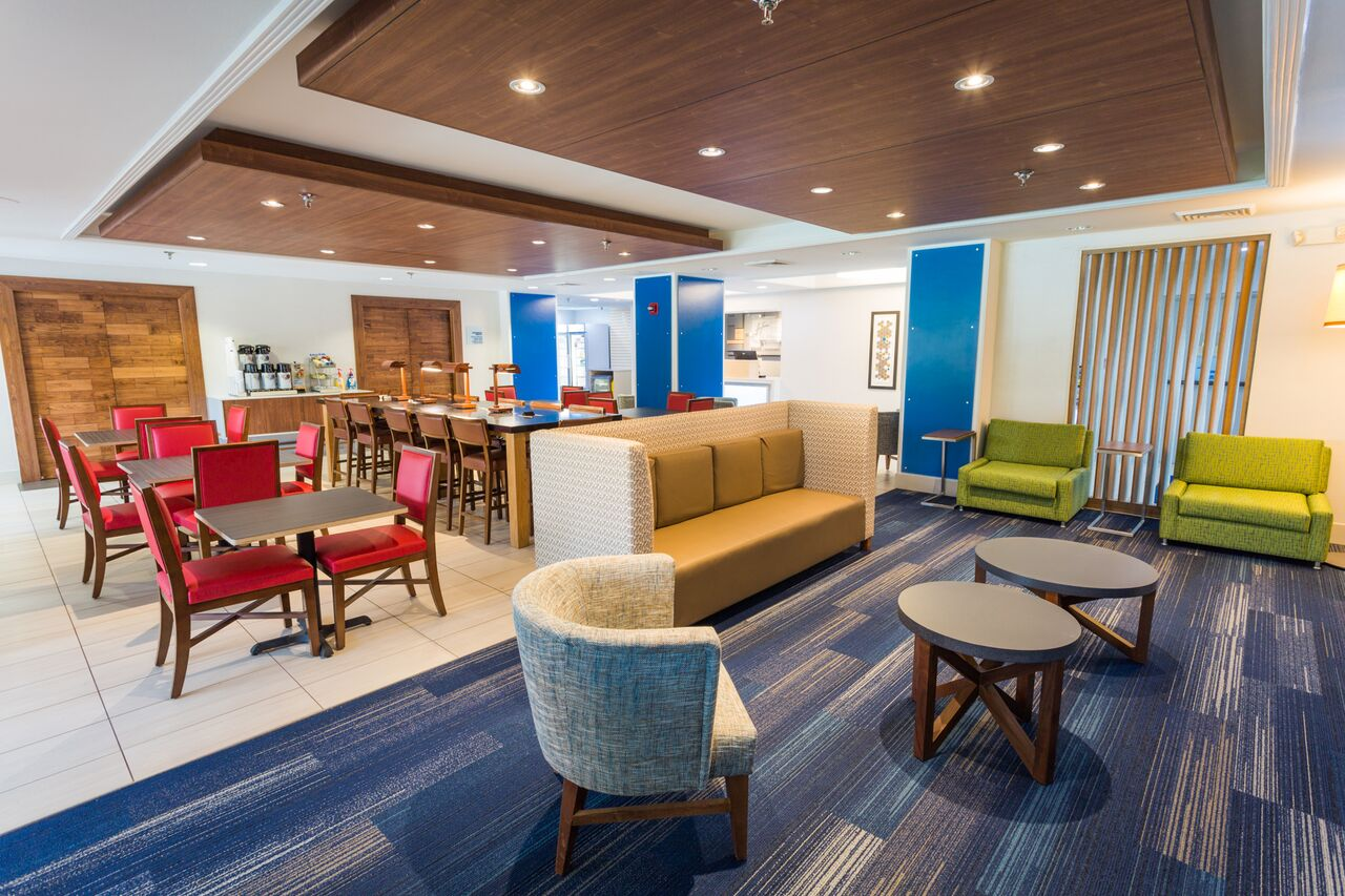 Mjh Completes Extensive Renovation Of Holiday Inn Express ...
