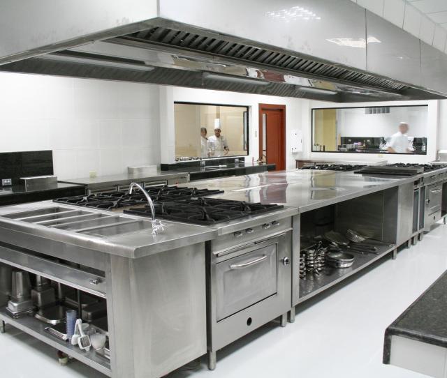 Hotel Kitchen Maintenance The Essentials