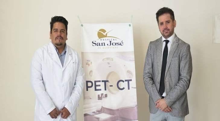 PET del Hospital San José