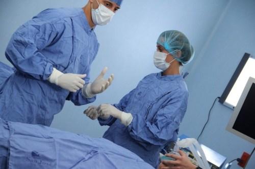 Hospital San José el trasplante