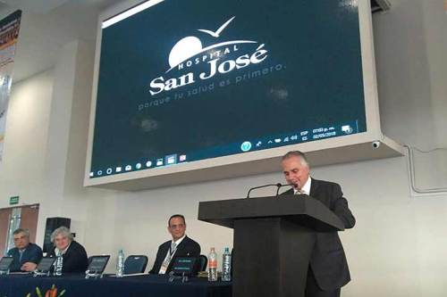Hospital San José de Querétaro, sede del XX Congreso Internacional de Endoscopía Ginecológica