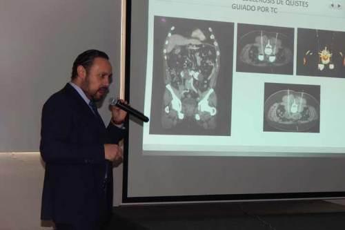 Drenaje Percutáneo de Abscesos, procedimiento ambulatorio y de recuperación pronta