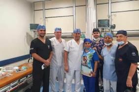 """Exitosas jornadas quirúrgicas de """"Operaciones por Sonrisas"""" en el HSJQro"""