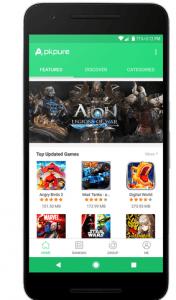 APKPure Mobile AppStore 1