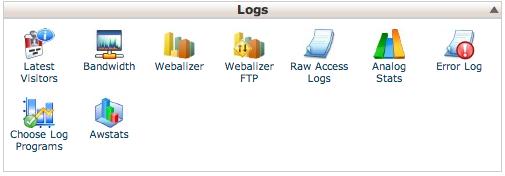 cpanel-logs-errores, donde localizar los registros de error