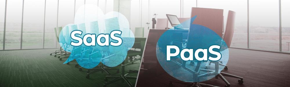 Servicios populares de TI basados en la nube-SaaS y PaaS