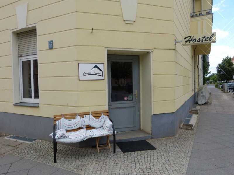 Corner Hostel Berlin   Berlin  Germany Reviews   Hostelz com Photos