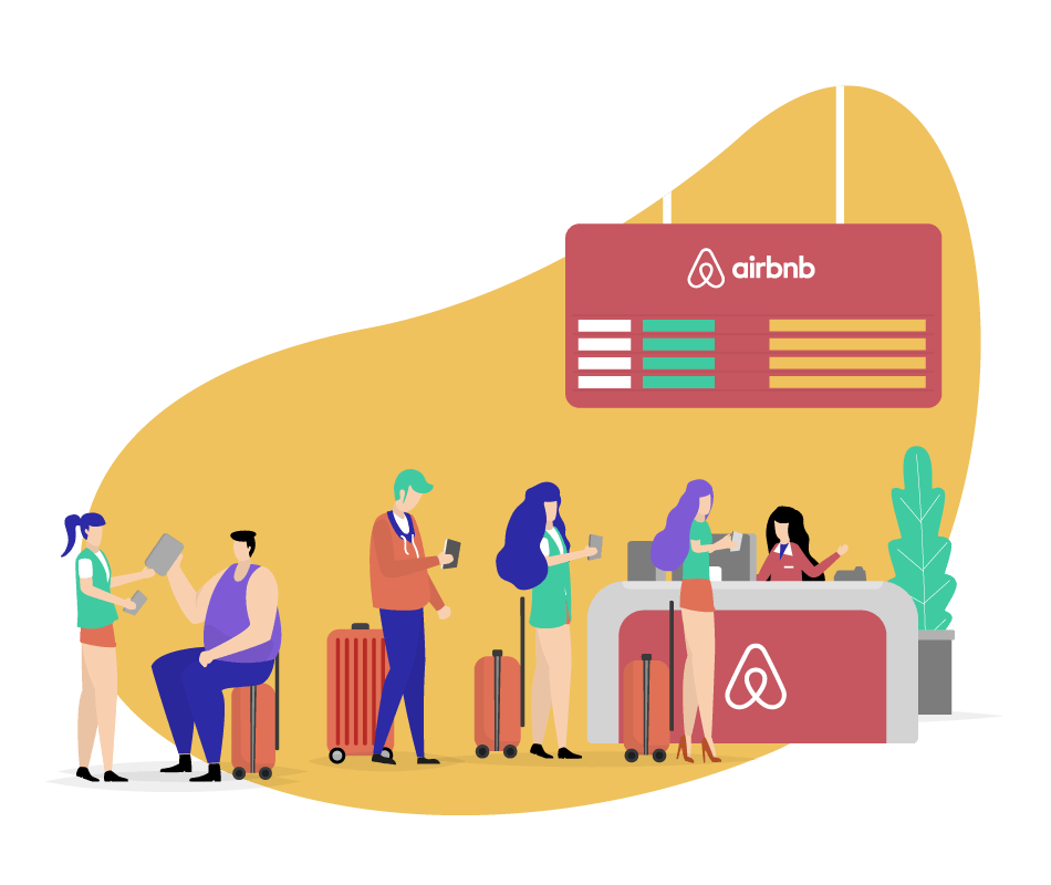 How does Airbnb check-in work