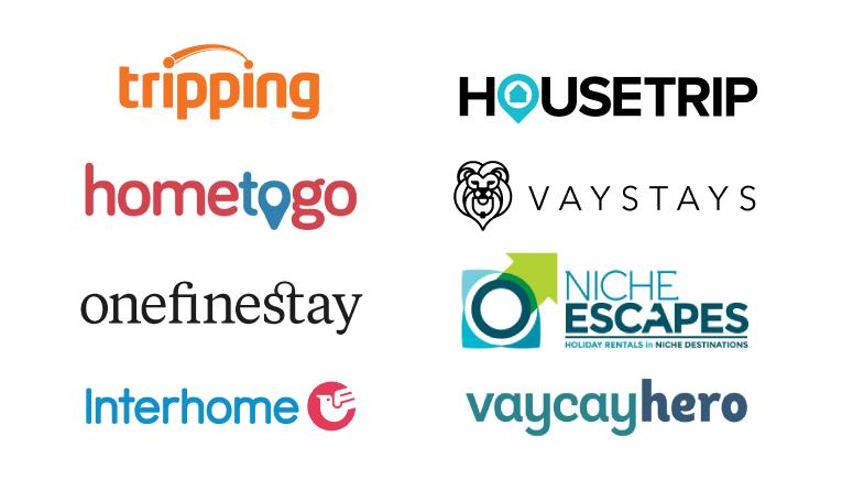 Vacation rental marketing — Different booking platforms