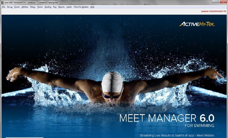 meet manager app