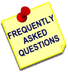 Frequently Asked Questions (FAQ's) by Swim Meet Directors