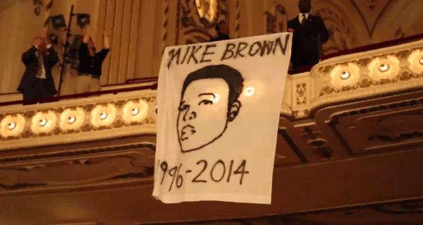 FergusonOctober: Weekend of resistance