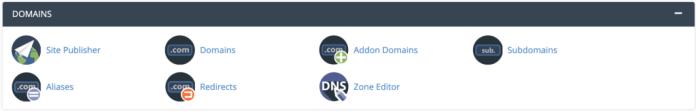 Cpanel Domain Management Features