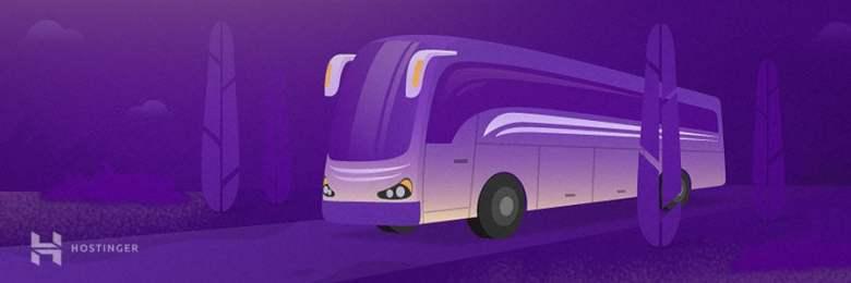 Confronto tra hosting condiviso e trasporto pubblico