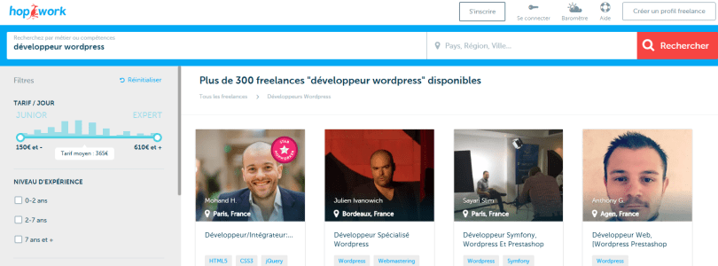 hopwork - Comment devenir développeur WordPress : le guide ultime