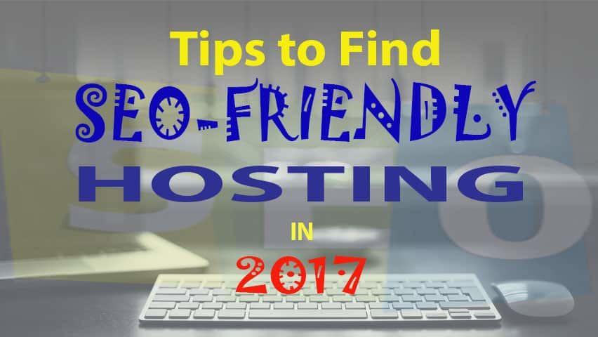 Seo friendly hosting 2017