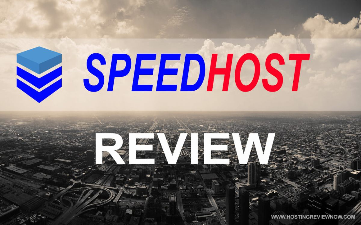 SpeedHost Review 2017: Affordable Web Hosting for Indian Websites