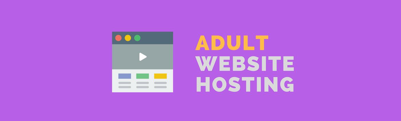 Adult website content