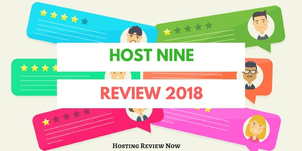 HostNine Review 2018