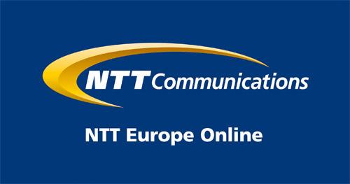 NTT Europe logo