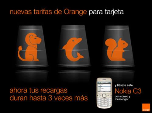 Promociones de Orange-Tecnología