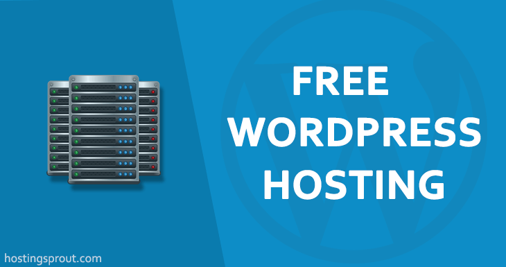 best free wordpress hosting 2017
