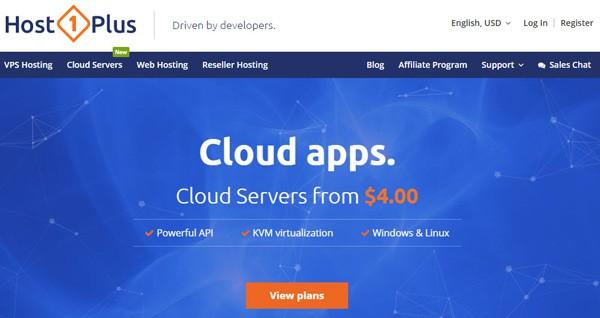 Host1Plus Cloud Hosting