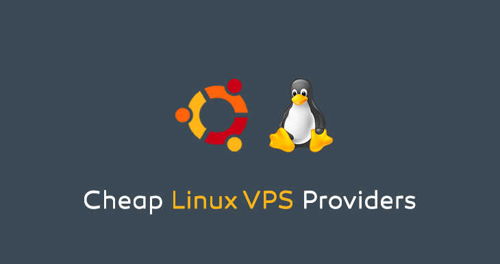 cheap linux vps server providers