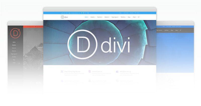 Elegant Themes DIVI - ¿La Mejor Plantilla de Elegant Themes?