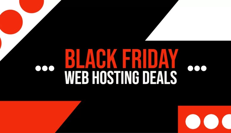 , Black Friday Deals Web Hosting Sale 2019 [Up to 99% OFF!]