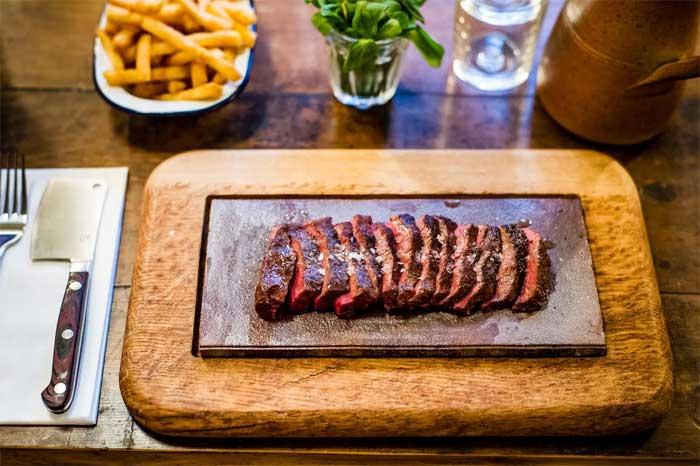 Best Steak Places London