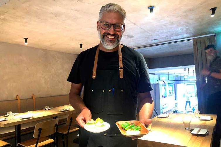 jae restaurant review dalston london