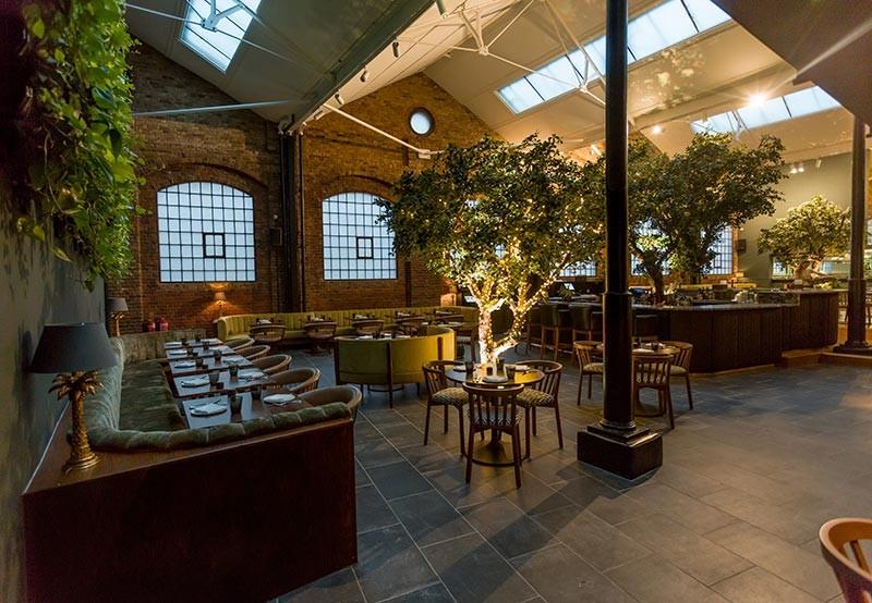 Restaurant Ours Chelsea Kensington Knightsbridge