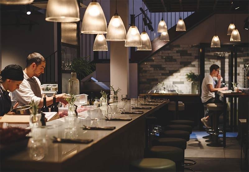 Resultado de imagem para bancone london restaurant