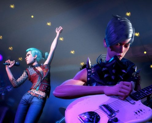 Rock Band 4 Getting Rock Band 3 Song Importing Soon