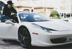 Tyga to Have His Lamborghini Repossessed, Sued for $450,000 for Failing to Make Payments