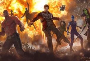 'Guardians of the Galaxy Vol. 2' Concept Art Reveals New Alien Mantis