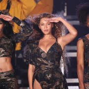 Beyonce Risks Wardrobe Malfunction As She Reunites With Destiny's Child At Coachella