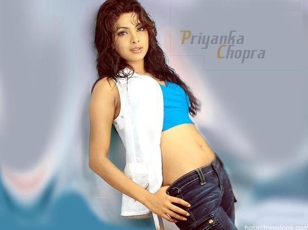 Priyanka Chopra Bikini Hot Photos