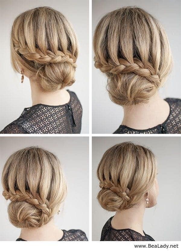 20 Chic Bun Hairstyles We Love Hot Beauty Health
