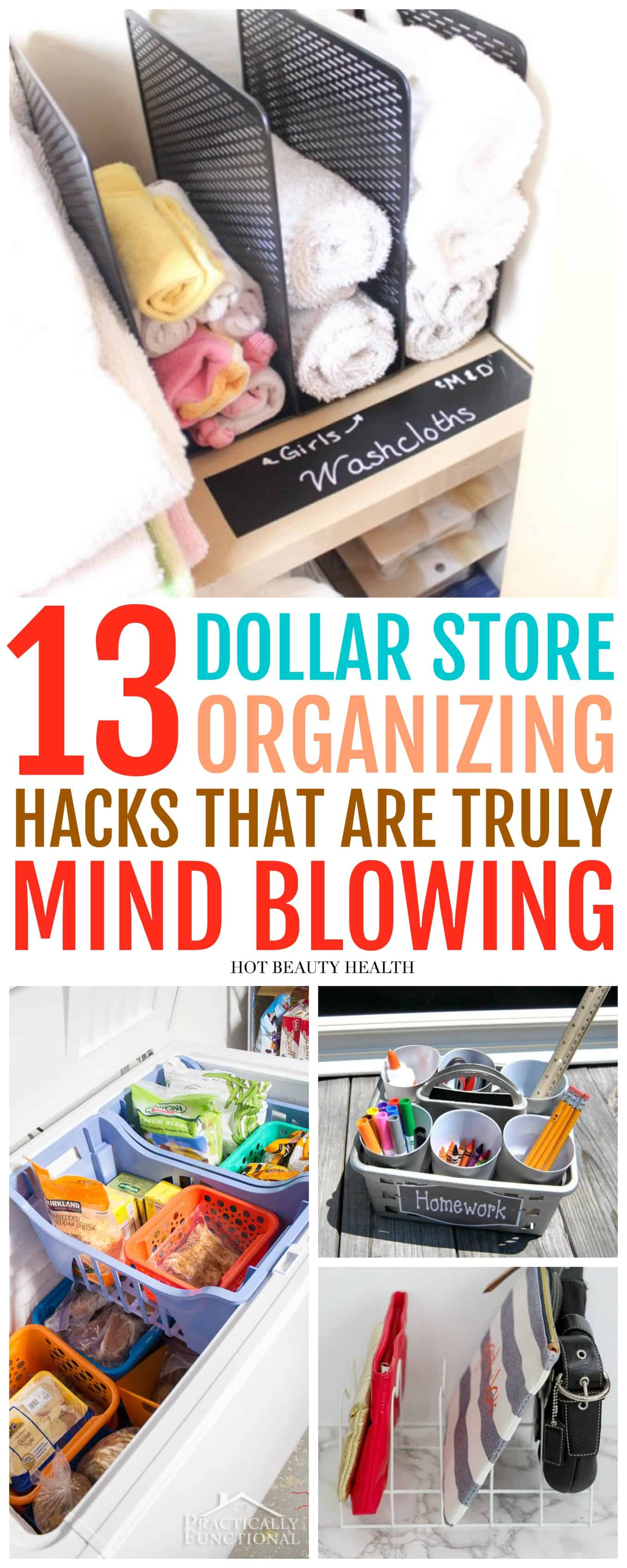 13 Creative Dollar Store Organizing Hacks You Ll Love Hot